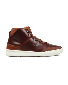 Lacoste Sport Mens Brown Explorateur 318 Trainer