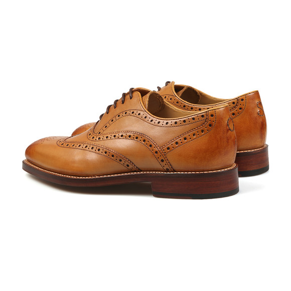 Oliver Sweeney Mens Brown Aldeburgh Shoe main image