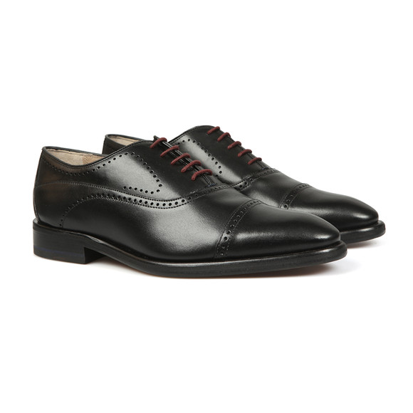 Oliver Sweeney Mens Black Mallory Shoe