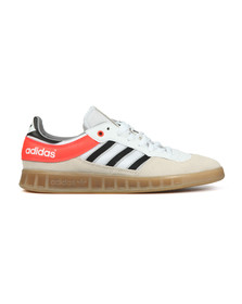 Adidas Originals Mens White Handball Top Trainer