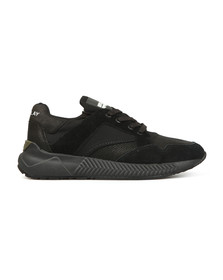 Replay Mens Black Fuam Trainer