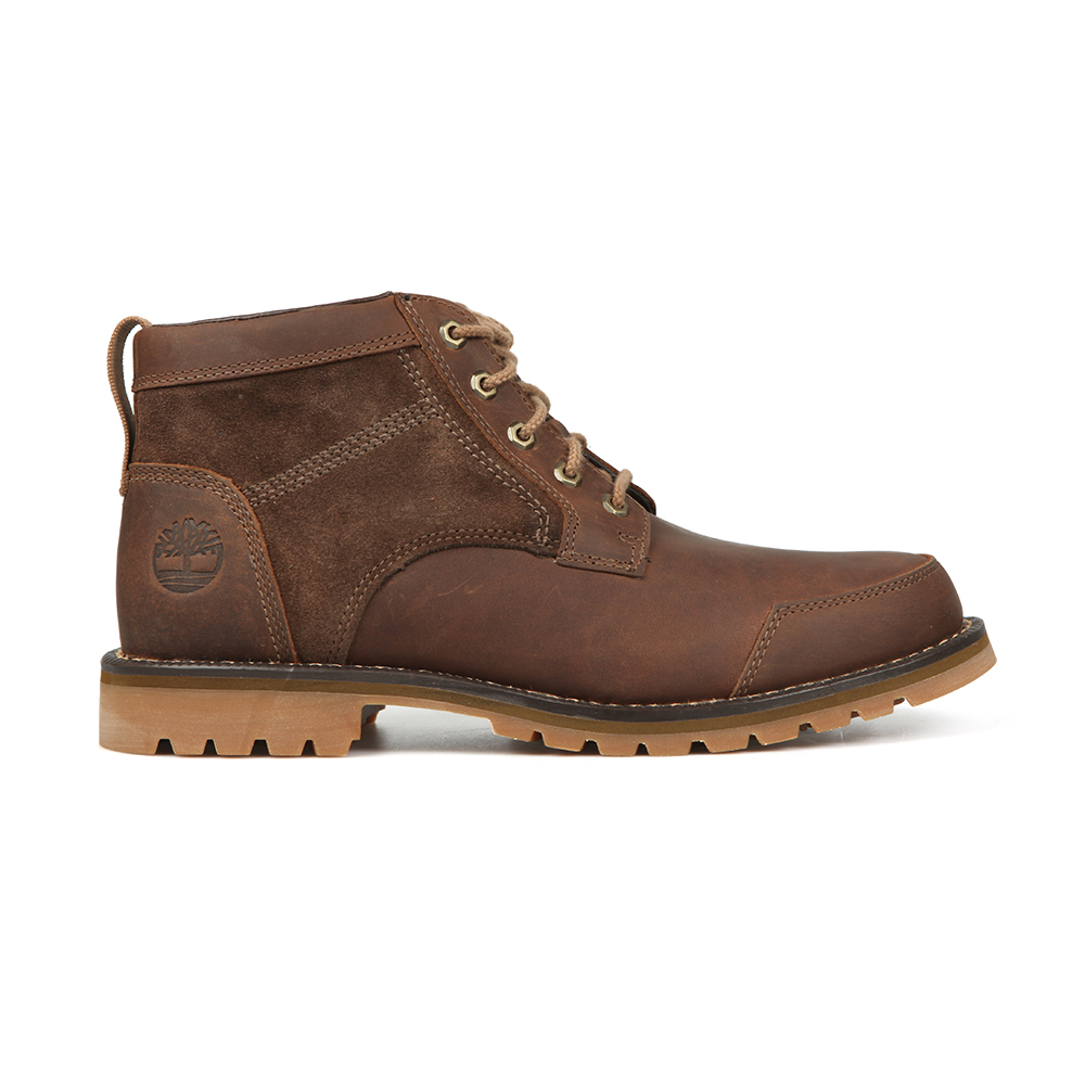 Brown Leather 'Larchmont' Chukka Boots