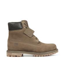 Timberland Womens Green 6 Inch Premium Boot