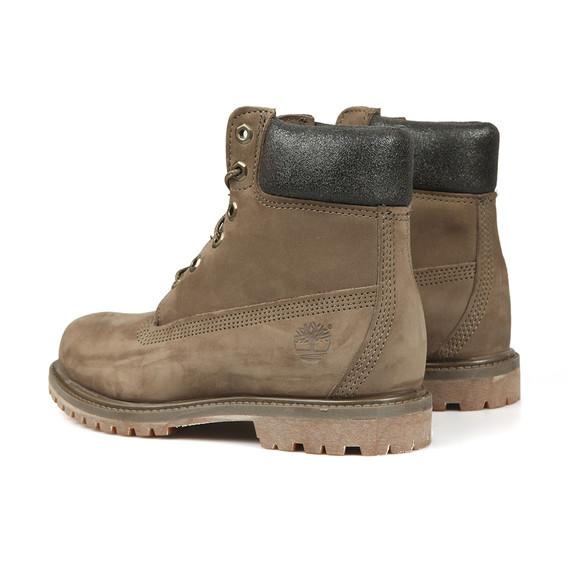 Timberland Womens Green 6 Inch Premium Boot main image
