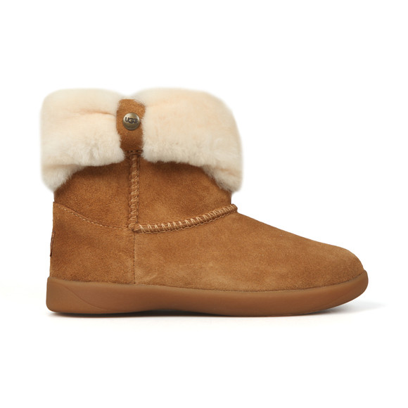 Ugg Girls Brown Ramona Casual Boot