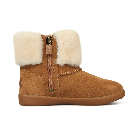 Ugg Girls Brown Ramona Casual Boot main image