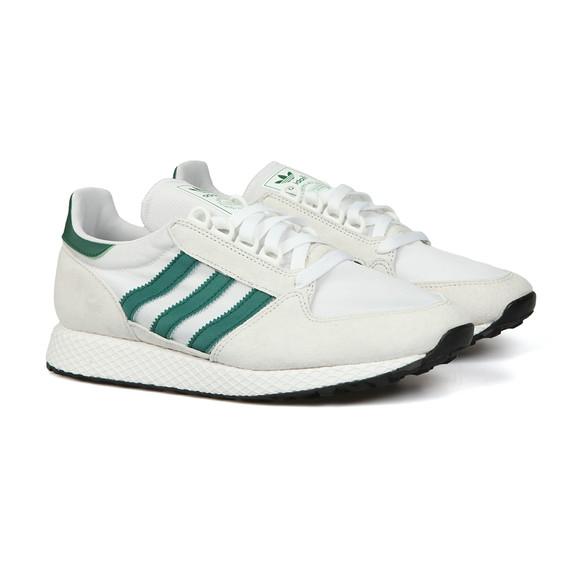adidas Originals Mens Off-White Forest Grove Trainer main image