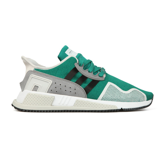 adidas Originals Mens Green EQT Cushion ADV Trainer