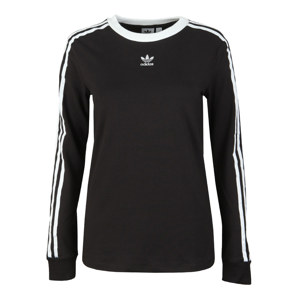 42fcfd8af2c adidas Originals 3 Stripes Long Sleeve T Shirt