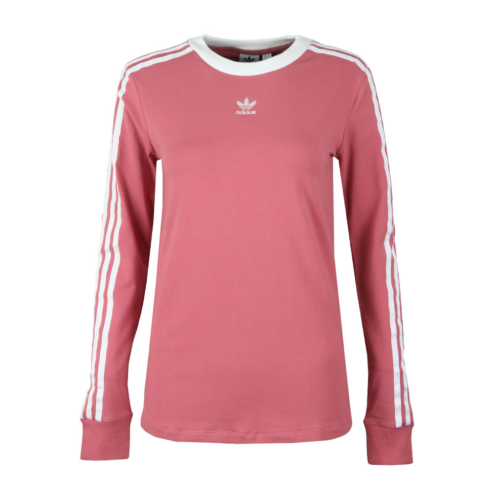 3 Stripes Long Sleeve T Shirt main image