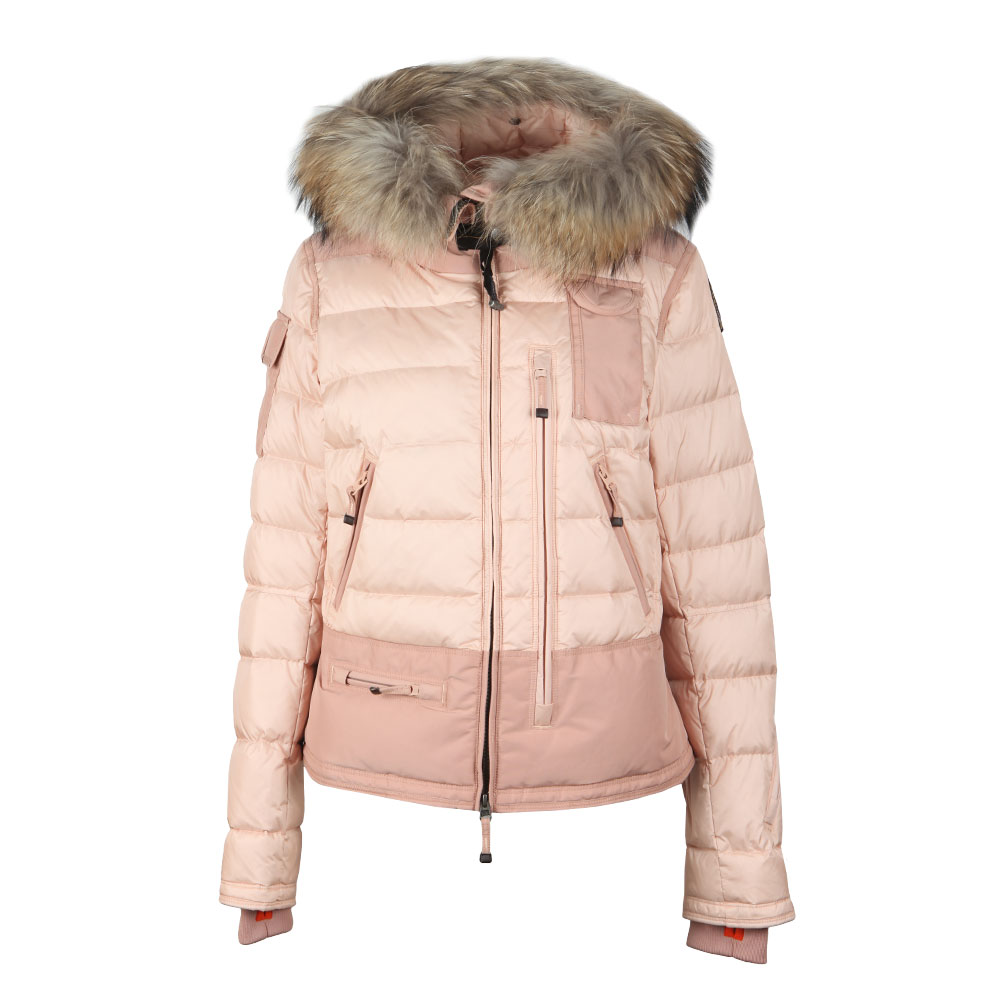 Parajumpers Womens Pink Skimaster Down Jacket main image ...