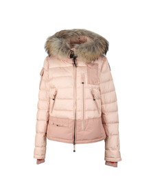 Parajumpers Womens Pink Skimaster Down Jacket