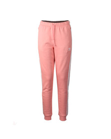 Adidas Originals Womens Pink Regular TP Cuff Jogger