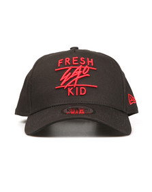 Fresh Ego Kid Mens Black New Era Trucker Cap
