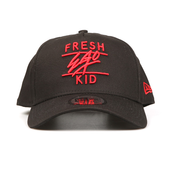Fresh Ego Kid Mens Black New Era Trucker Cap main image