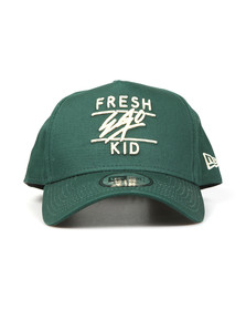 Fresh Ego Kid Mens Green New Era Trucker Cap