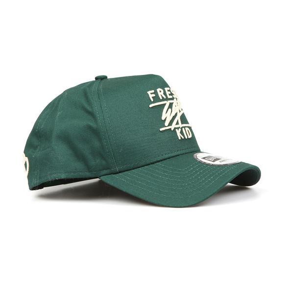 Fresh Ego Kid Mens Green New Era Trucker Cap main image