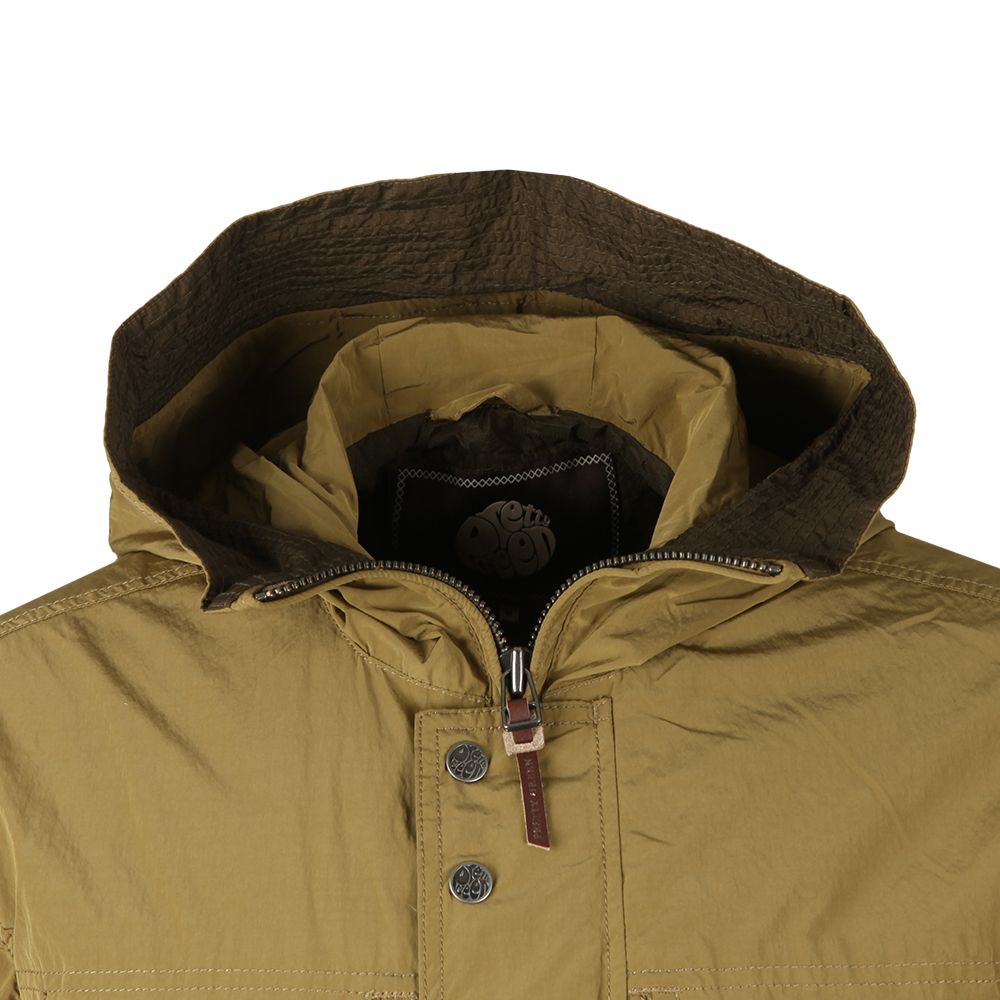 Zip Through Hooded Parka main image
