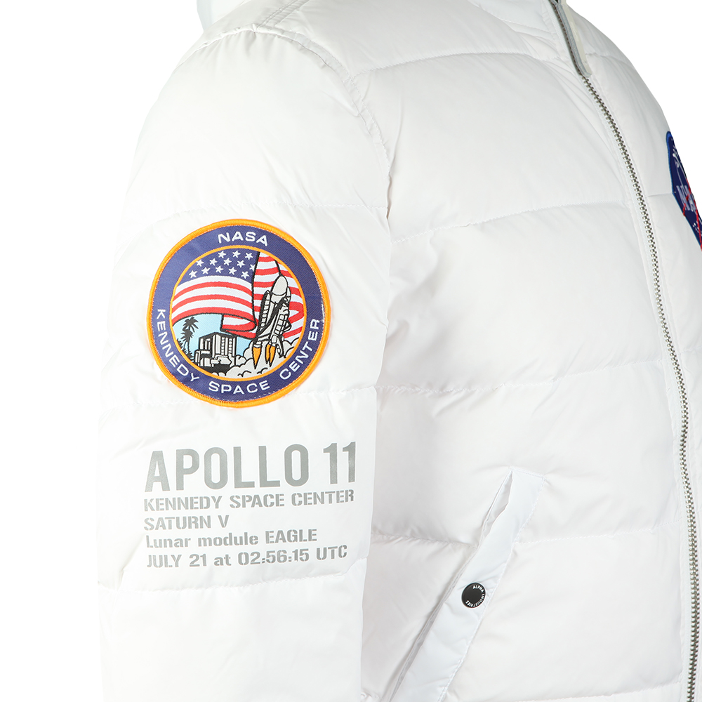 Apollo 11 Hooded Puffer main image