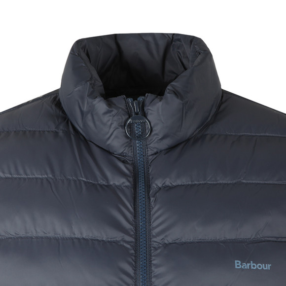 Barbour Lifestyle Mens Blue Bretby Gilet main image