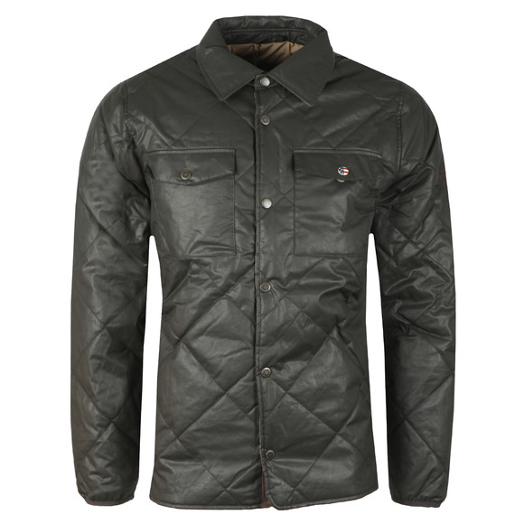 Barbour Int. Steve McQueen Mens Brown Sonoran Quilted Jacket main image
