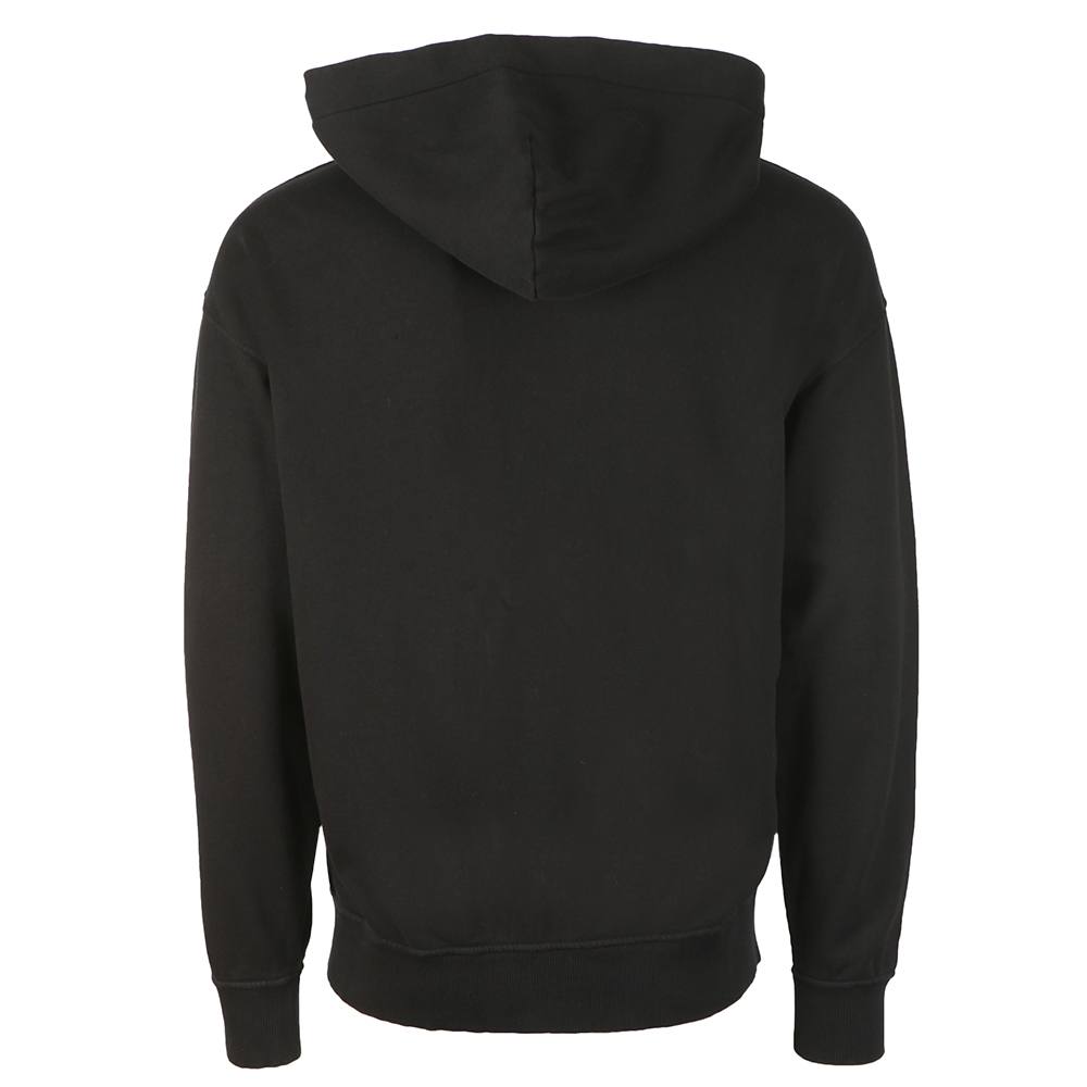 Classic Hoody With Patch Logo main image