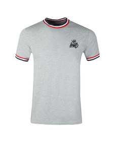 Kings Will Dream Mens Grey S/S Champ Tee