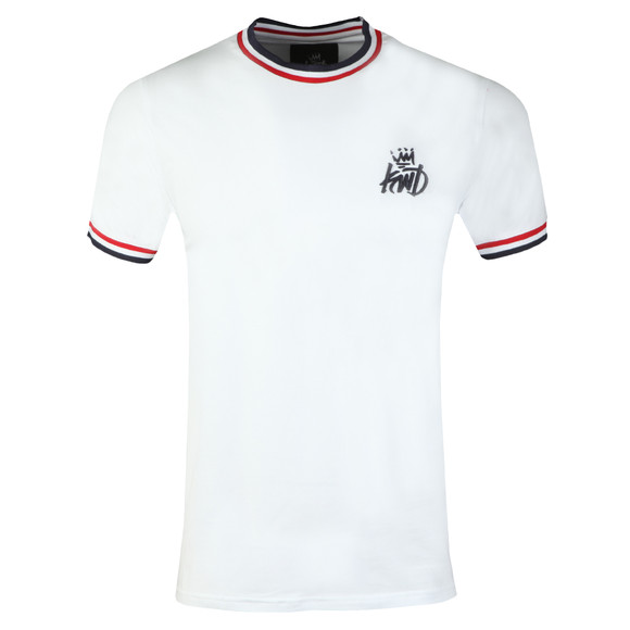 Kings Will Dream Mens White S/S Champ Tee main image