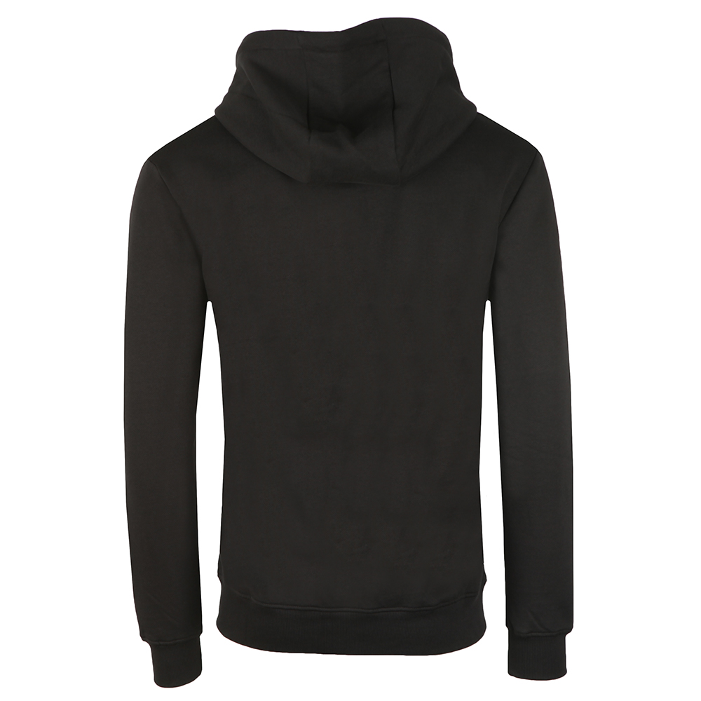 Muscle Fit Zip Through Hoodie main image