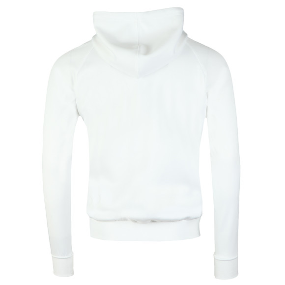 Gym King Mens White Omar Poly Track Top main image