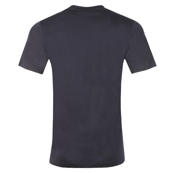 Nicce Mens Blue Split Logo T-Shirt main image