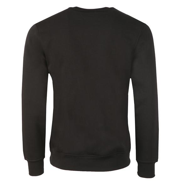 Nicce Mens Black Hassium Sweatshirt main image