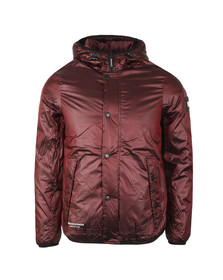 Weekend Offender Mens Purple Robinson Jacket
