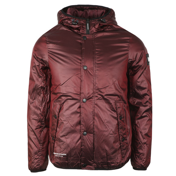 Weekend Offender Mens Purple Robinson Jacket main image