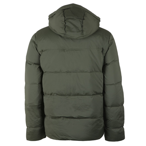 J.Lindeberg Mens Green Barry Stretch Nylon Jacket main image