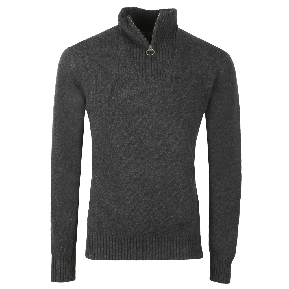Lambswool 1/2 Zip Jumper main image