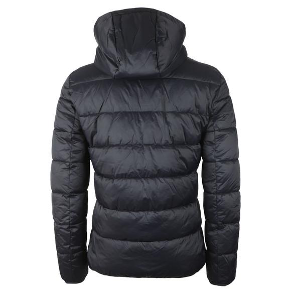 Barbour Beacon Mens Blue Hike Quilt Jacket main image