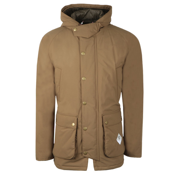 Barbour Beacon Mens Green Fell Jacket main image