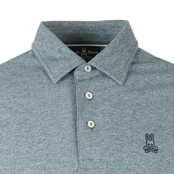 Psycho Bunny Mens Blue Ambleside Polo main image