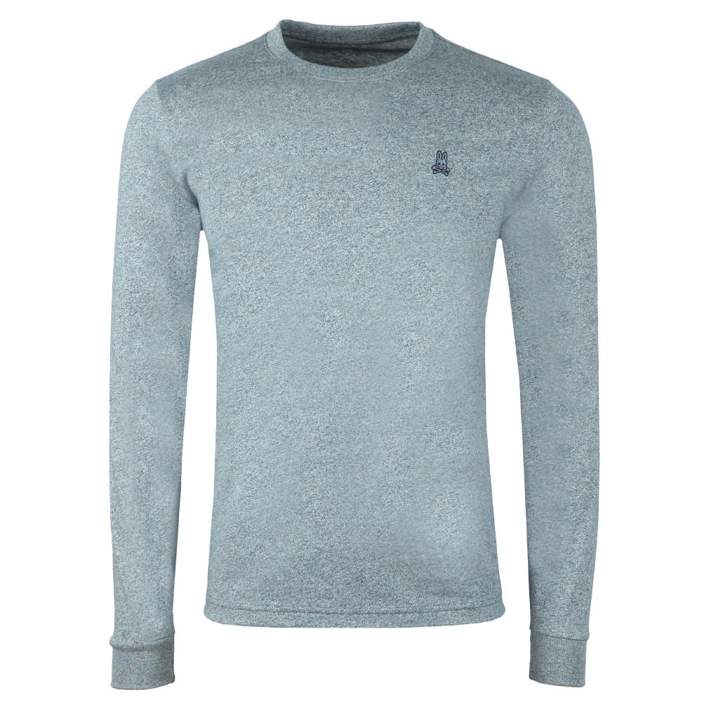 Psycho Bunny Classic Long Sleeve T Shirt  3cc7fc6db01