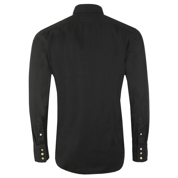 G-Star Mens Black L/S 3301 Denim Shirt main image