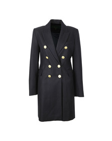 Holland Cooper Womens Blue Knightsbridge Coat