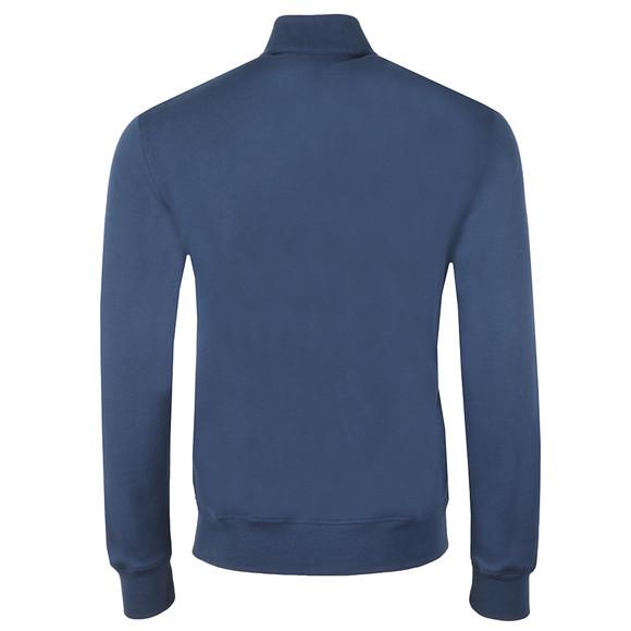 Hackett Mens Blue MR Classic Full Zip Sweat main image