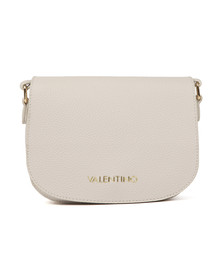 Valentino by Mario Womens Off-white Superman Small Satchel