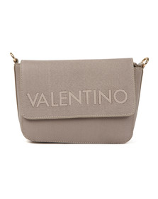 Valentino by Mario Womens Beige Magnolia Small Satchel
