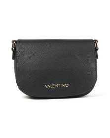 Valentino by Mario Womens Black Superman Small Satchel