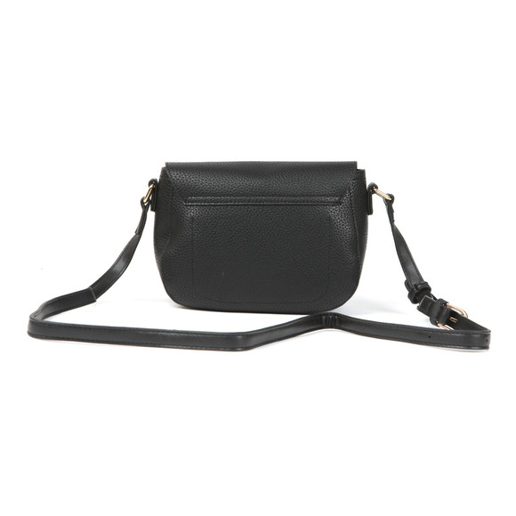 Valentino by Mario Womens Black Superman Small Satchel main image