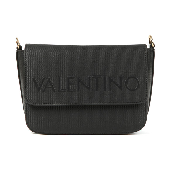 Valentino by Mario Womens Black Magnolia Small Satchel main image