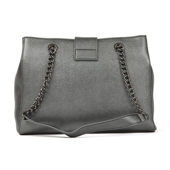 Valentino by Mario Womens Silver Marilyn Tote Bag main image