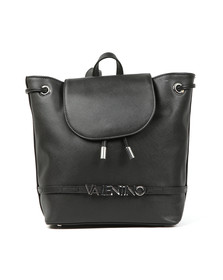 Valentino by Mario Womens Black Sea Winter Backpack